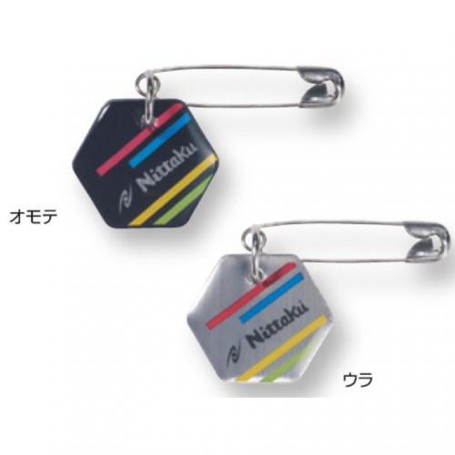 ニッタク(Nittaku) ゼッケンピン ライン