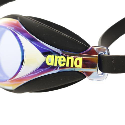 アリーナ(ARENA) くもり止めスイムグラス ミラー加工 FINA承認 AGL-2400 EMBU(Men's、Lady's)