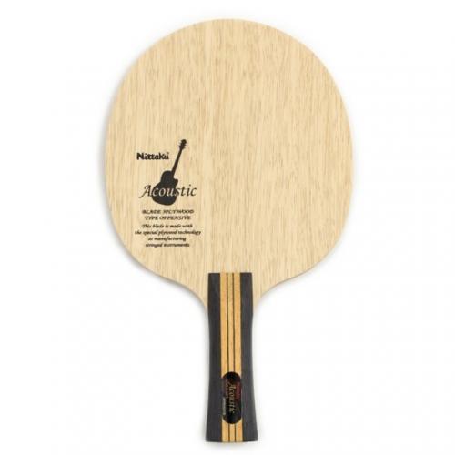ニッタク(Nittaku) 卓球ラケット アコースティックFL NE-6760 (Men's、Lady's、Jr)