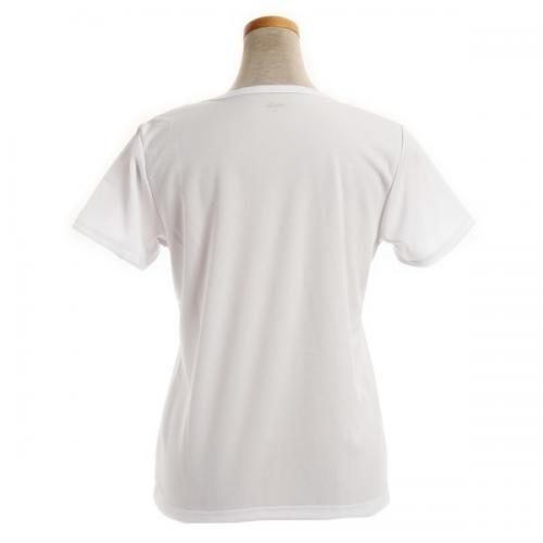 エレッセ(ELLESSE) 半袖プリントTシャツ EW1503N W(Lady's)