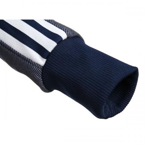アディダス(adidas) adidas24/7 ウォームアップジャケット デニム風ジャージ 内田篤人選手着用モデル S92685-KBY17NVY(Men's)