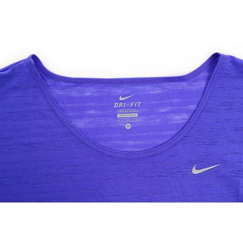 ナイキ(nike) ドライフィット クール ブリーズ ランニングシャツ 644711-518SU15(Lady's)