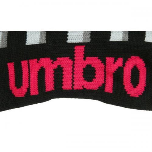 アンブロ(UMBRO) ゼビオ限定 デザインアンクルソックス 27~29cm 3足組 UCS8443X CBLK29(Men's)