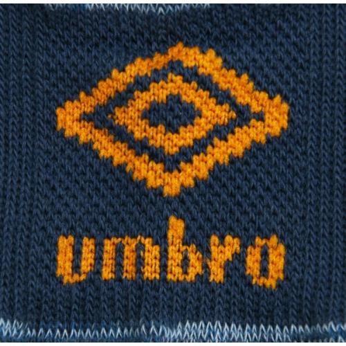 アンブロ(UMBRO) ゼビオ限定 デザインアンクルソックス 25~27cm 3足組 UCS8552X BMOK27 (Men's)
