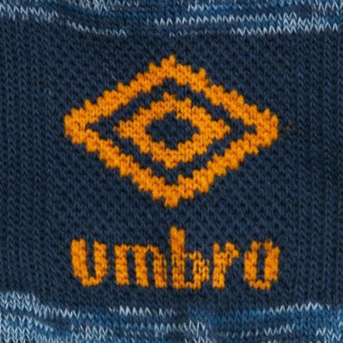 アンブロ(UMBRO) ゼビオ限定 デザインアンクルソックス 23~25cm 3足組 UCS8552X BMOK25 (Lady's)