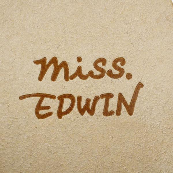 エドウイン(EDWIN) レディースサンダル EW9450 BLK(Lady's)