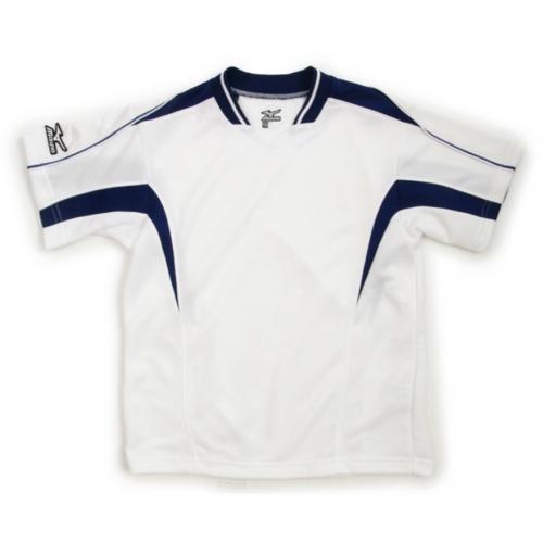 ミズノ(MIZUNO) V首デザイン切り替えシャツ 52LJ13116 **(Jr)