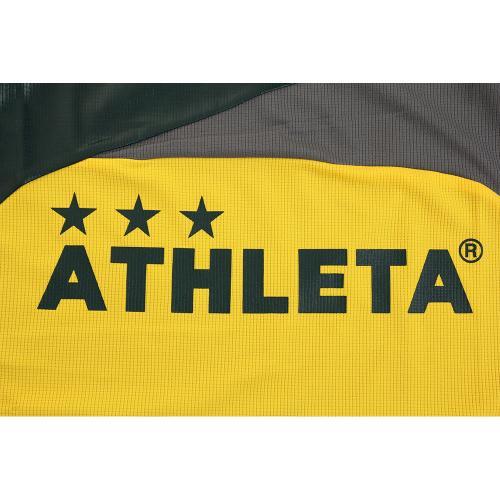 アスレタ(ATHLETA) カラーロングプラシャツ 2249 YEL **(Men's)