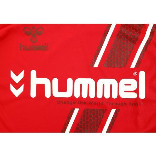 ヒュンメル(hummel) 長袖プラクティスシャツ HAP7091-21(Men's)