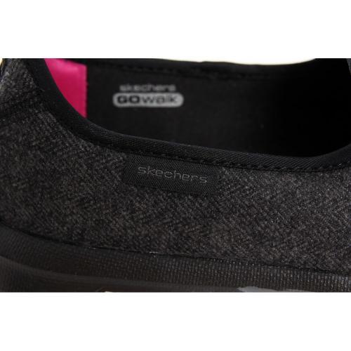 スケッチャーズ(SKECHERS) ゴーウォーク エーフィックス(GOwalk Affix) 13800-BBK **(Lady's)
