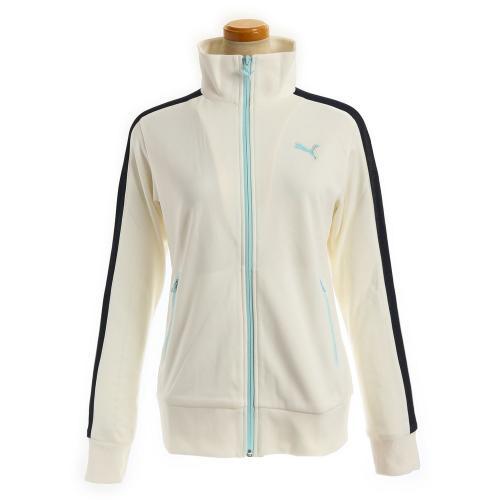 プーマ(PUMA) トレーニングジャケット 920200 04 WHT (Lady's)