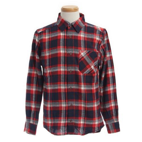 ティーワイアール(TYR) チェックシャツ1 TCHK1-15FRL RED **(Men's)