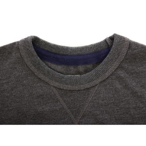 エルケクス(ELKEX) 長袖Tシャツ 863EK5CD5865CGRY(Men's)