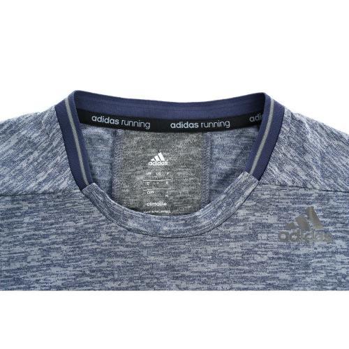 アディダス(adidas) エスノバ リフレクト 半袖Tシャツ AA2348-KAW07DGRY **(Men's)