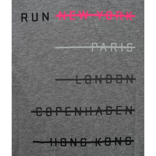 ナイキ(nike) ランシティ Tシャツ 685570-091FA15(Lady's)