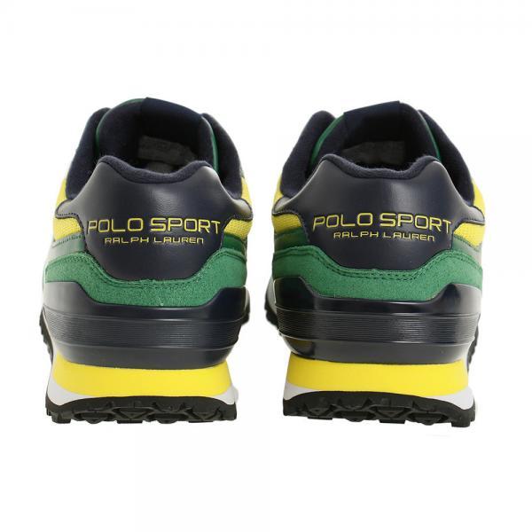 ポロ ラルフローレン(Polo Ralph Lauren) SLATON NUMBER RS02 GREN RS02 GREN(Men's)