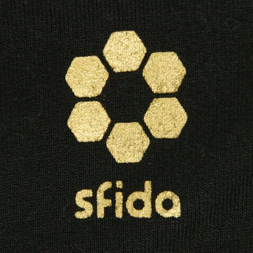 スフィーダ(SFIDA) スウェットボアパーカー SA-15A16BLK(Men's)