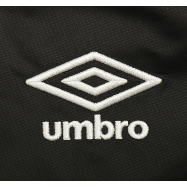 アンブロ(UMBRO) フリースラインドジャケット UCA4477J BLK (Jr)
