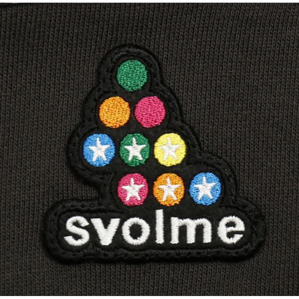 スヴォルメ(SVOLME) ジュニア スタージップパーカーK 153-64011 SUMI (Jr)