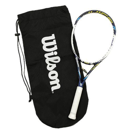 ウイルソン(WILLSON) 硬式用テニスラケット ジュース100(JUICE 100) WRT719020 (Men's、Lady's、Jr)