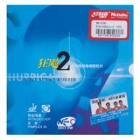 ニッタク(Nittaku) 卓球ラバー キョウヒョウ ネオ2 NR-8700 RED(Men's、Lady's、Jr)
