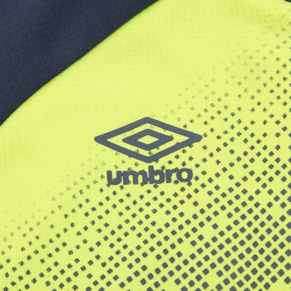 アンブロ(UMBRO) ゼビオ限定 ドライプラス ウォームアップジャケット UCS2654XJ RLIM(Jr)