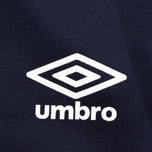 アンブロ(UMBRO) ゼビオ限定 ドライプラス ウォームアップパンツ UCS2654XJP NVAQ(Jr)