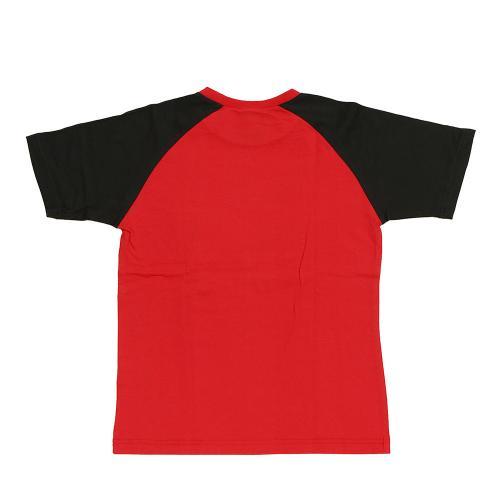 アンブロ(UMBRO) 【ゼビオ限定】 半袖Tシャツ UCS5654XJ MRED (Jr)