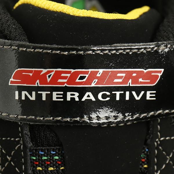 スケッチャーズ(SKECHERS) ダメーガー2 ゲーム キックス 91535L-BKMT (Jr)