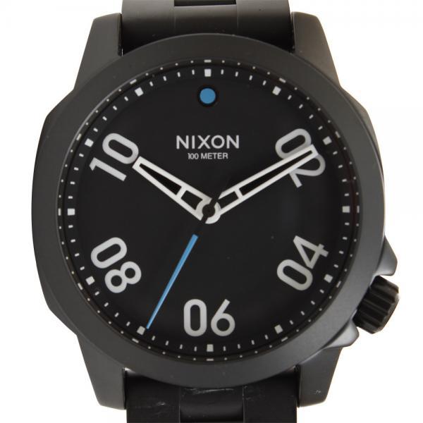 ニクソン(NIXON) RANGER NA468001-00-ALL BLK(Men's)