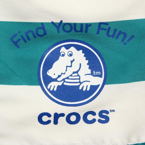 クロックス(crocs) ボーダーパンツ cr115364GN16S(Jr)