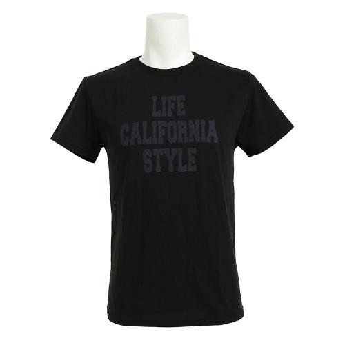 ティーワイアール(TYR) 半袖 Tシャツ TBLCS-16SRL BLK(Men's)