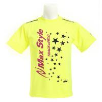 ニシ・スポーツ(NISHI) アスレチックネック 半袖Tシャツ N63-034.24(Men's)