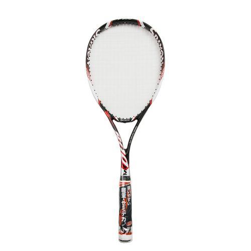 ダンロップ(DUNLOP) 軟式用テニスラケット スリクソン F 800 BKRD SR11604BKRD(Men's、Lady's、Jr)