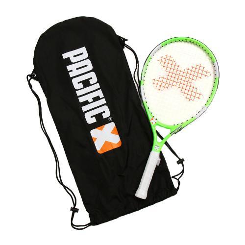 パシフィック(PACIFIC) ジュニア 硬式用テニスラケット X-COMP Jr 21 PCJ-2896 GRN (Jr)
