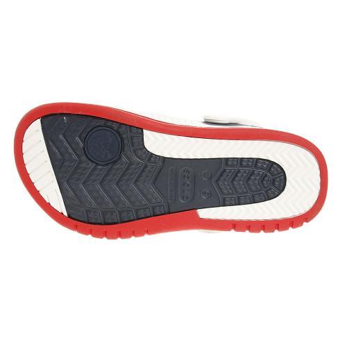 クロックス(crocs) フロントコート クロッグ Navy/Whi #14300-462(Men's)
