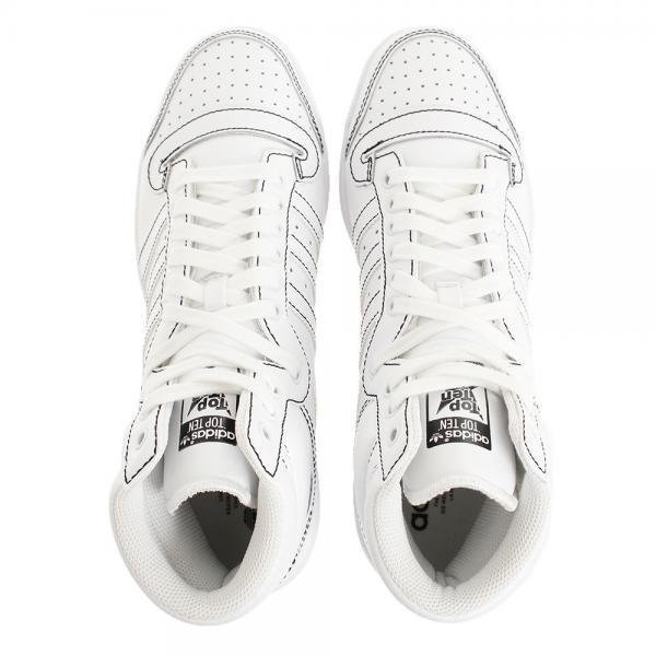 アディダス オリジナルス(adidas originals) オリジナルス トップテン ハイ(ORIGINALS TOP TEN HI) F37588(Men's)