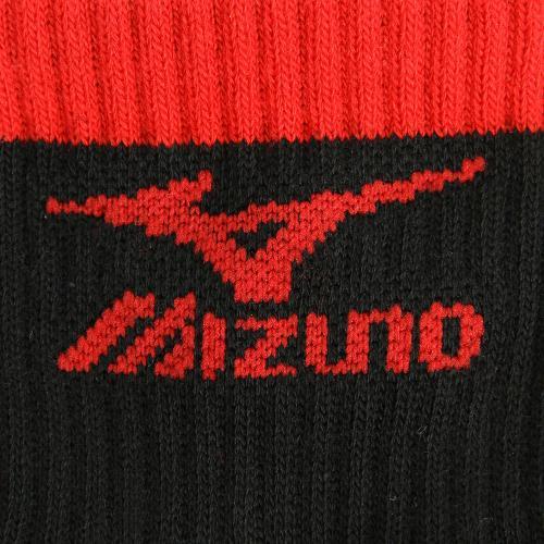 ミズノ(MIZUNO) ゼビオ限定 ショートソックス 3足組 32JX-631670(Jr)