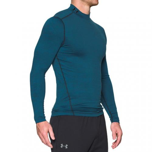 アンダーアーマー(UNDER ARMOUR) COLDGEAR ARMOUR TWIST LSモック #MCM3346 PCK AT(Men's)