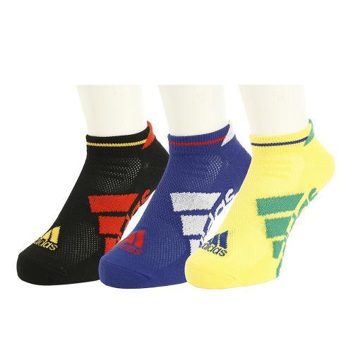 アディダス(adidas) ショートソックス 3足組 06813W004(Men's)
