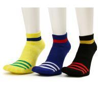 アディダス(adidas) ショートソックス 3足組 06814W004(Men's)