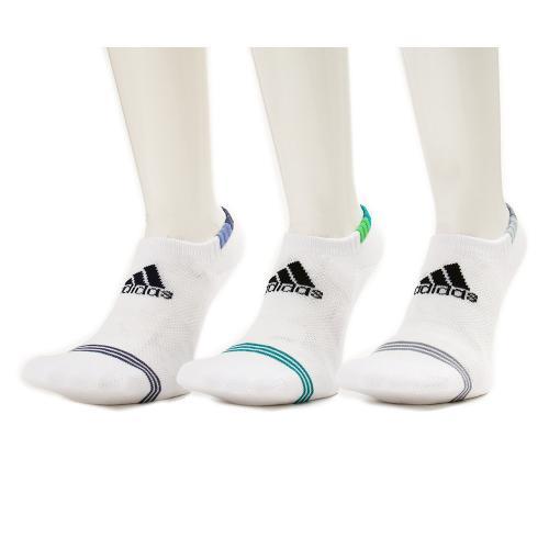 アディダス(adidas) アンクルソックス 3足組 06822W001 (Men's)