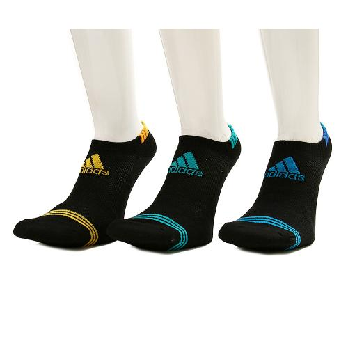 アディダス(adidas) アンクルソックス 3足組 06822W003 (Men's)