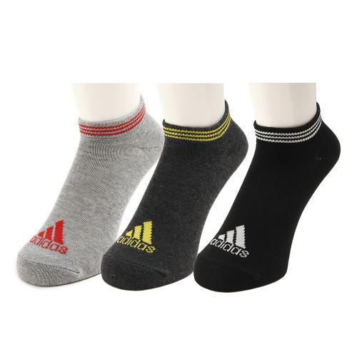 アディダス(adidas) ショートソックス 3足組 3134-01D002(Lady's)