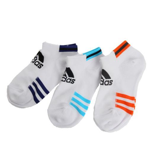 アディダス(adidas) アンクルソックス 3足組 123-16L3001(Jr)
