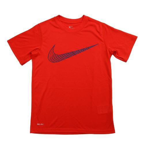 ナイキ(nike) YTH レジェンド トレーニング Tシャツ 807324-657SU16(Jr)