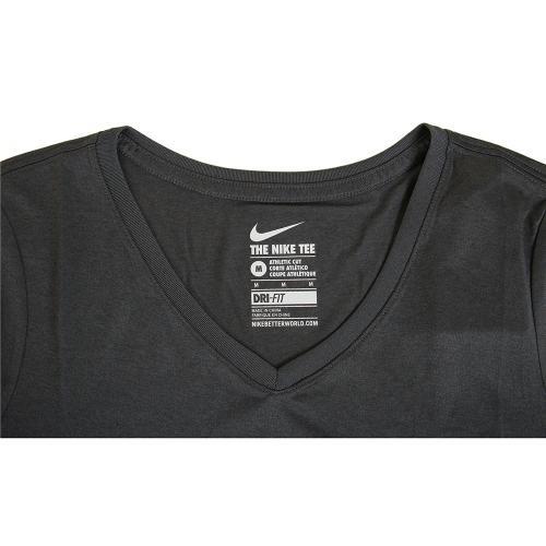 ナイキ(nike) レジェンド スウッシュ プリント Vネック Tシャツ 808688-021FA16(Lady's)