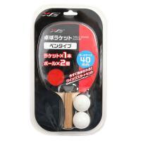 エックスティーエス(XTS) 卓球ラケット 貼り上がり ペンラケット 740G6CM2911(Men's、Lady's、Jr)