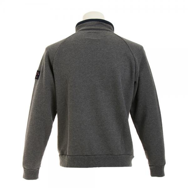 カンタベリー(canterbury) スウェット ジップアップシャツ RA46900 17(Men's)