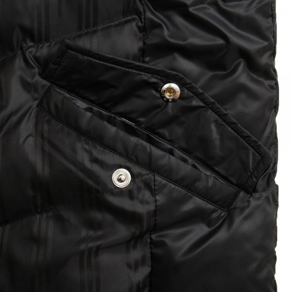アディダス(adidas) SHADOW ロング パデッドコート BQK69-AY4585(Jr)